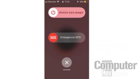 Qué es y cómo funciona el botón SOS de iPhone para emergencias