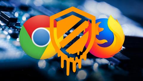 Cómo protegerte de la vulnerabilidad de procesadores Intel en Google Chrome y Firefox.