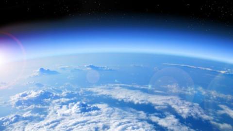 Capa de ozono reducción niveles para 2070