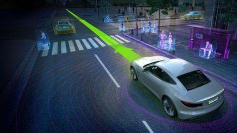 Xavier: así quiere conducir NVIDIA tu futuro coche autónomo