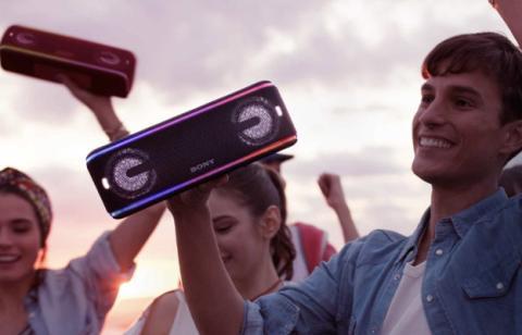 Sony y sus novedades audio en CES 2018: auriculares y barras de sonido por doquier