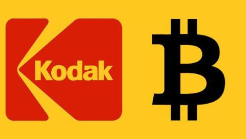 Este ordenador para minar Bitcoins es de Kodak y se alquila.