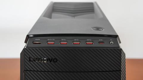 Conectividad del Lenovo Legion Y920 Tower