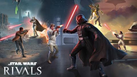 Star Wars Rivals, el nuevo juego para móviles.