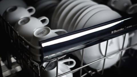lavavajillas limpio
