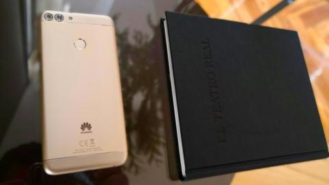 Huawei P Smart - trasera