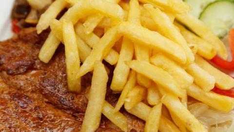 Las dietas ricas en sal perjudican al cerebro.