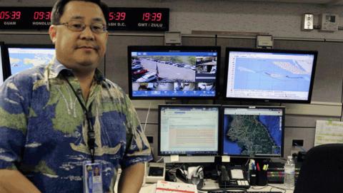 Contraseña misil fallido Hawai