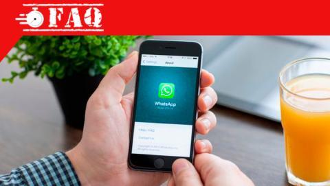 Cómo bloquear un número en WhatsApp.