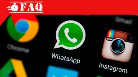 Ocultar la fecha y hora de conexión a WhatsApp.