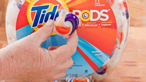 Facebook y YouTube borran vídeos del reto de cápsulas de detergente