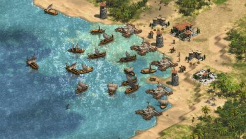 Age of Empires 4K: confirmada fecha para la beta y el lanzamiento oficial.