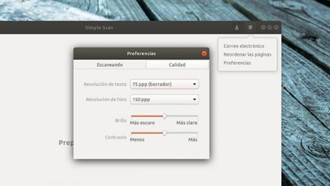 Escanea tus documentos con Ubuntu