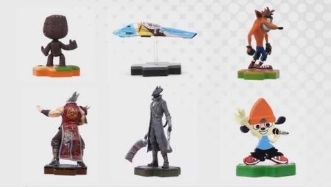 PlayStation ya tiene sus propios amiibos oficiales