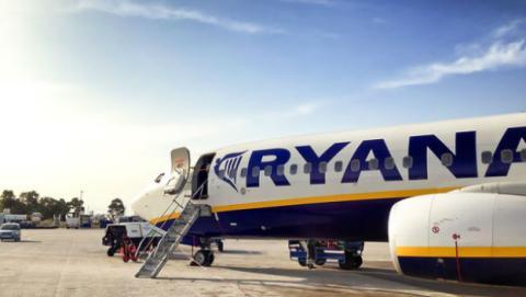 Billetes de Ryanair gratis, el nuevo mensaje falso de WhatsApp.