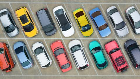 Apps para encontrar aparcamiento.