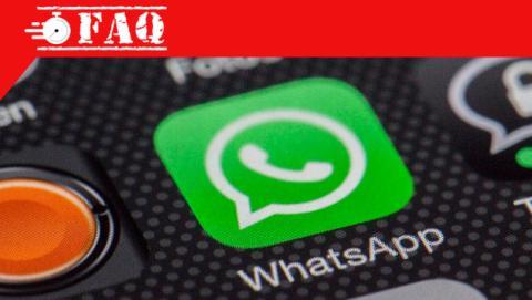 Cómo cerrar WhatsApp Web desde la aplicación.