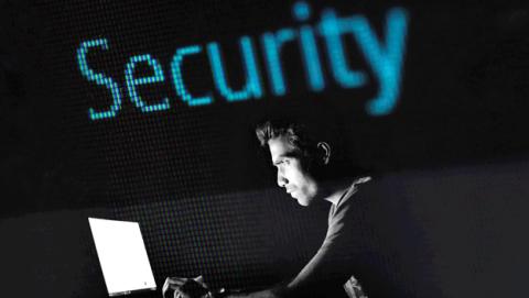 Seguridad delitos informáticos España 2017