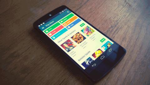 Aplicaciones de Android se actualizan automáticamente.