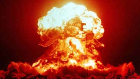 El apocalipsis nuclear, más cerca que nunca.