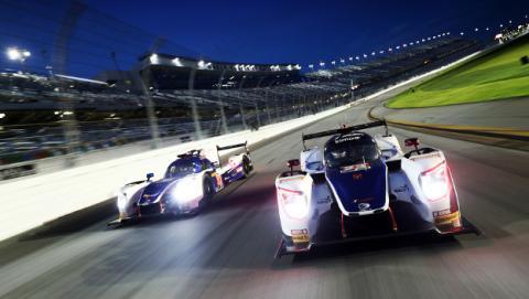 A qué hora empieza Fernando Alonso en las 24h de Daytona.