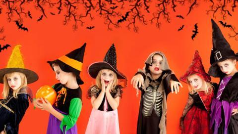 disfraces carnaval niños baratos