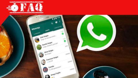 Marcar mensajes de WhatsApp como ya leídos.