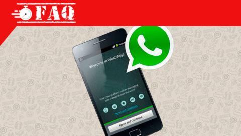 Anular mensajes enviados de WhatsApp.