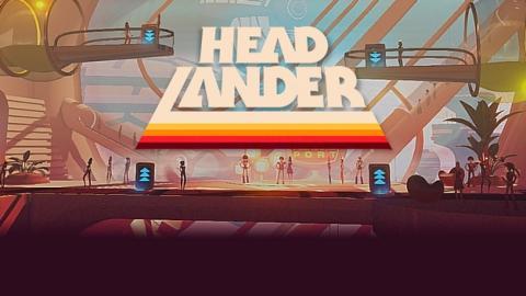 Descarga gratis el genial juego Headlander