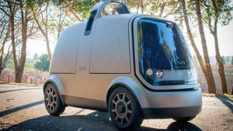 nuro coche autonomo