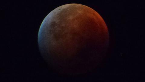 Cómo ver la Superluna o Luna Azul desde México.