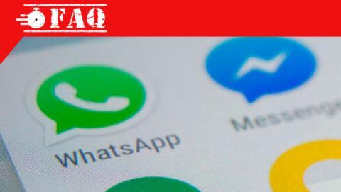 Cómo se borran las llamadas de WhatsApp.