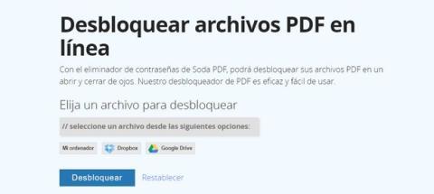 Cómo imprimir un PDF protegido