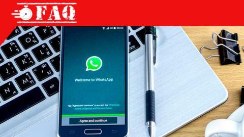 Cómo tener dos números de teléfono en WhatsApp.