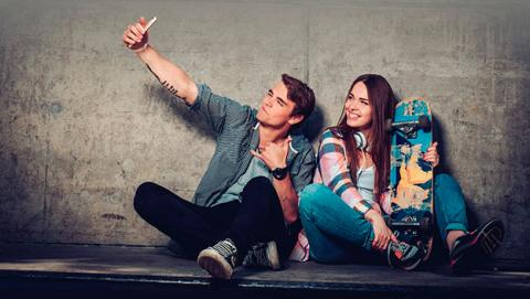Selfies con mayor apertura visual