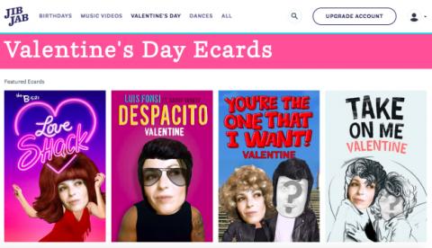 Jib Jab San Valentín