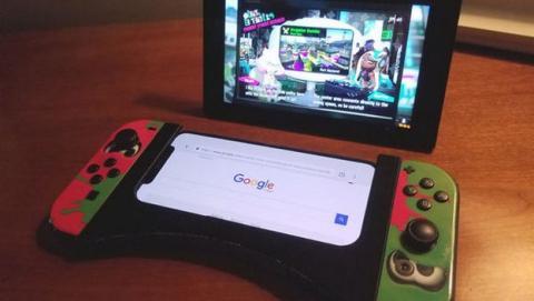 Ya puedes usar el móvil y la Nintendo Switch al mismo tiempo