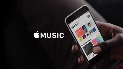 Apple Music podria superar a Spotify en Estados Unidos en 2018