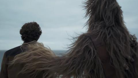Tráiler de la película de Han Solo.