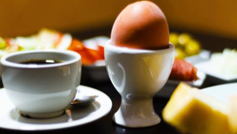Que pasa si metes un huevo duro al microondas
