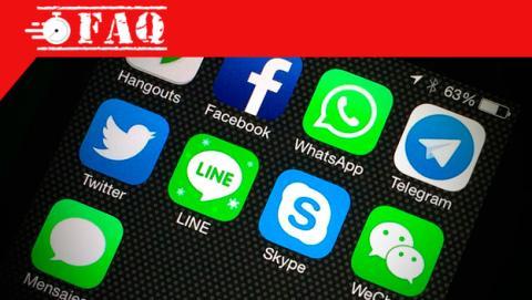 Cómo enviar una ubicación por WhatsApp.