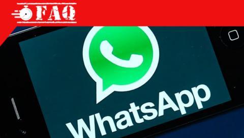 Hacer foto en WhatsApp sin abrir la cámara.