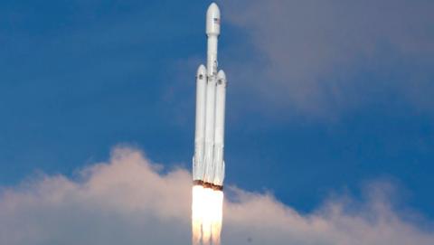 Importancia lanzamiento Falcon Heavy