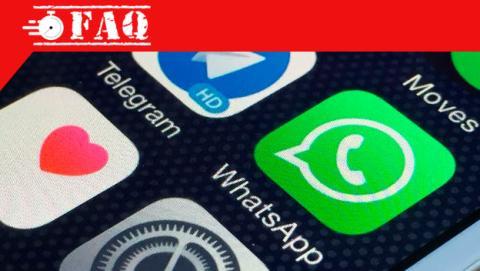 Cómo desactivar las notificaciones de un grupo de WhatsApp.