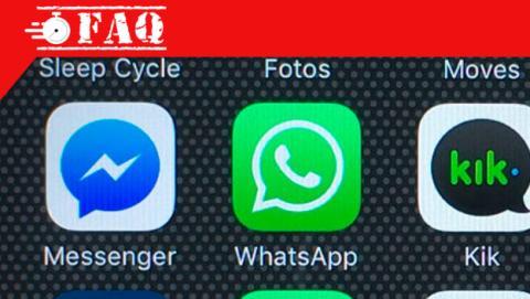 Cómo crear una difusión de WhatsApp.