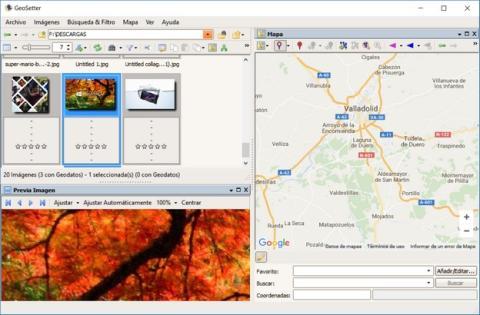 Cómo geolocalizar dónde se hizo una fotografía