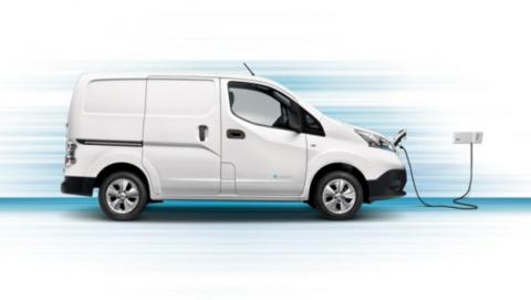 Nissan E-NV200 en ComputerHoy