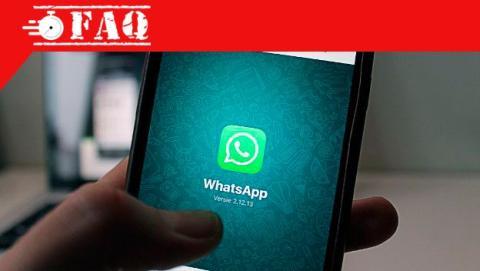 Cómo hacer un grupo de WhatsApp.
