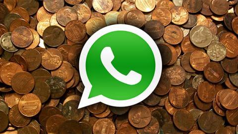 El sistema de pagos de WhatsApp ya funciona, en la India