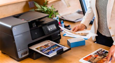Impresora de HP